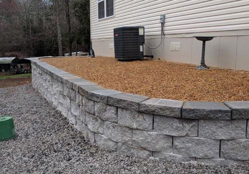 bamadirt french drain installation north alabama