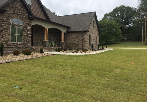 bamadirt sod installation north alabama