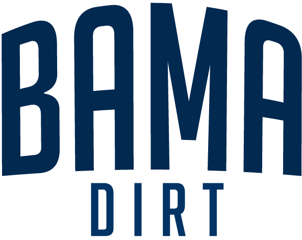 logo bama dirt rock gravel north alabama